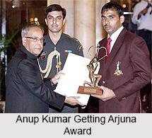Arjuna Awardees in Kabaddi