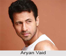 Aryan Vaid, Indian Model