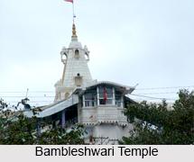 Bambleshwari Temple, Dongargarh, Chhattisgarh