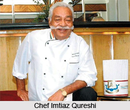Imtiaz Qureshi, Indian Chef