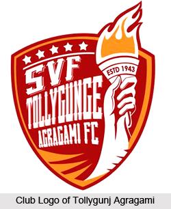 Tollygunj Agragami, Indian Football Club