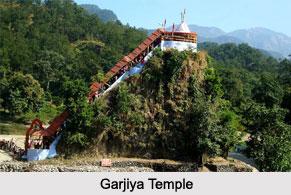 Garjiya Temple, Temple in Uttarakhand