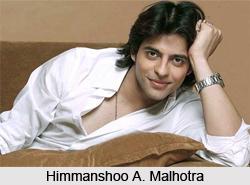 Himmanshoo A. Malhotra, Indian TV Actor