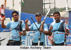 Archery in India