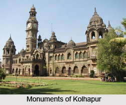 Monuments Of Kohlapur, Monuments Of Maharashtra