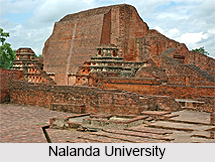 Nalanda University during Harsha's reign