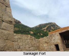Sankagiri Fort, Tamil Nadu