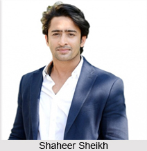 Shaheer Sheikh, Indian TV Actor