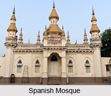 Spanish Mosque, Mosque in Hyderabad