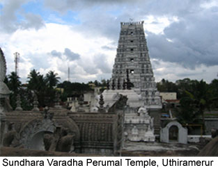 Uthiramerur, Kanchipuram District, Tamil Nadu