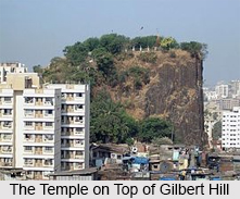 Gilbert Hill, Rock in Mumbai