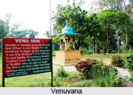 Venuvana, Indian Buddhist Site