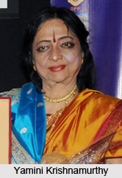 Yamini Krishnamurthy, Indian Classical Dancer