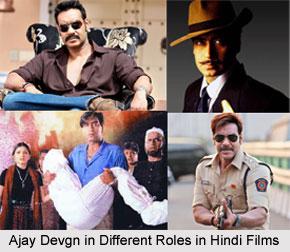 Ajay Devgn, Bollywood Actor