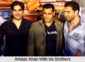 Arbaaz Khan, Indian Actor