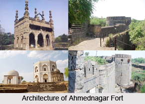 Ahmednagar Fort, Monument of Maharashtra