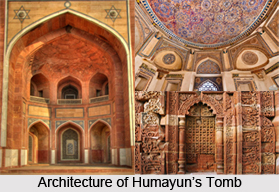 Architecture Of Humayun S Tomb