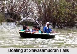 Shivanasamudra Falls, Waterfall in Karnataka