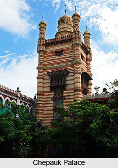 Palaces of Tamil Nadu