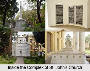 St John Church, Kolkata, West Bengal