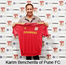 Pune F.C., Indian Football Club