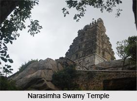 Monuments Of Penukonda, Monuments Of Andhra Pradesh