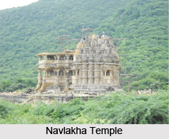 Navlakha Temple, Ghumli, Gujarat