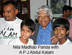 Nila Madhab Panda, Indian Film Maker