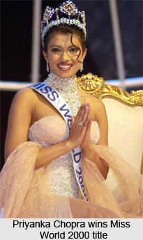 Priyanka Chopra, Indian Actress