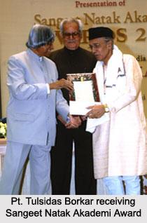 Pandit Tulsidas Borkar, Indian Musician