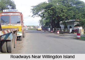 Willingdon Island, Town in Kerela