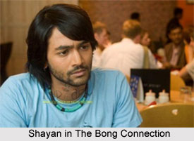 Shayan Munshi, Indian Actor