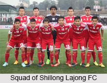 Shillong Lajong FC, Indian Football Club