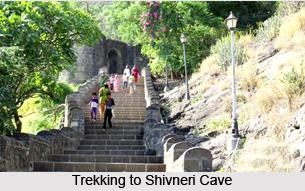 Shivneri Caves, Maharashtra