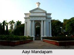 Monuments Of Puducherry, Monuments Of Tamil Nadu