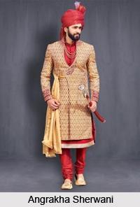 Sherwani-Churidar, Indian Ethnic Wear