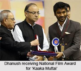Dhanush, Indian Actor