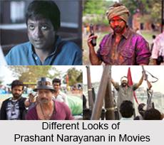 Prashant Narayan, Indian Movie Actor