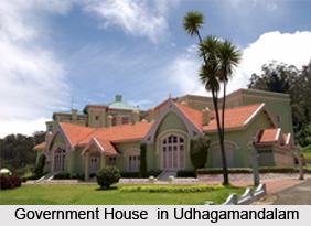 Monuments Of Udhagamandalam, Monuments Of Tamil Nadu