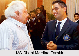 Farokh Engineer, Indian Cricket Player