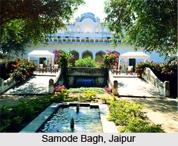 Samode Palace, Jaipur, Rajasthan