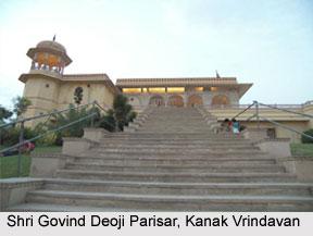 Kanak Vrindavan Valley, Jaipur