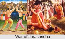 Jarasandha, King of Magadha