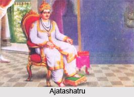 Ajatashatru, Ruler of Magadha