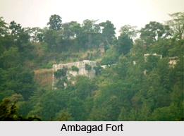 Ambagad Fort, Monument of Maharashtra