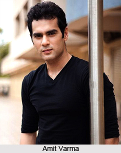 Amit Varma, Indian TV Actor