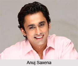 Anuj Saxena, Indian TV Actor