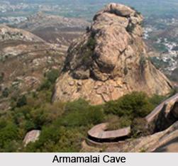 Armamalai Cave, Tamil Nadu