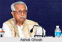 Ashok Ghosh, Indian Politician