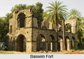 Bassein Fort, Maharashtra